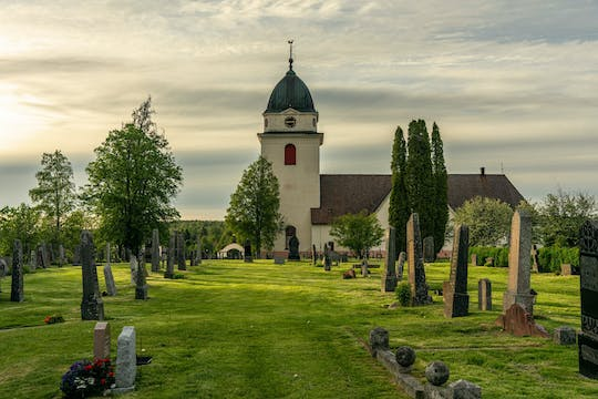 Small group Swedish history tour to Markim-Orkesta