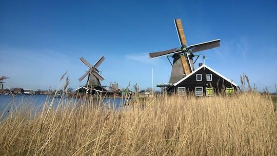 Excursión de medio día a Zaanse Schans desde Ámsterdam