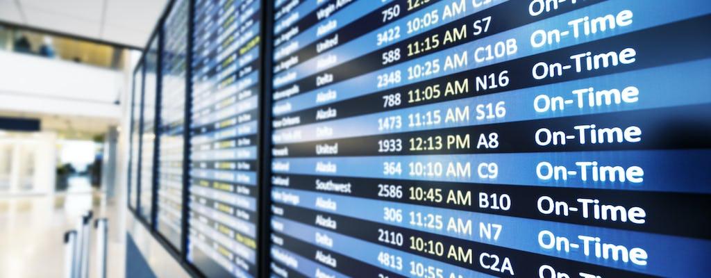 Transfer from San Pedro de Atacama hotels to El Loa Airport