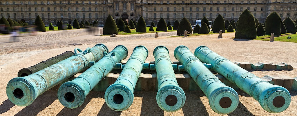 Army Museum Invalides and Napoleon Tomb tickets