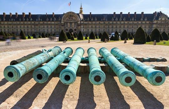 Biglietti per il Musée de l'Armée, Invalides e tomba di Napoleone