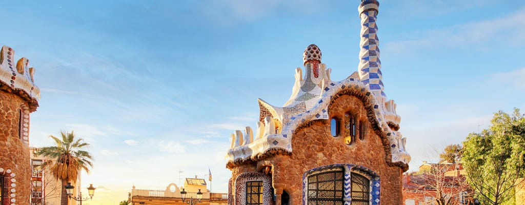 Park Güell skip-the-line tickets and guided tour
