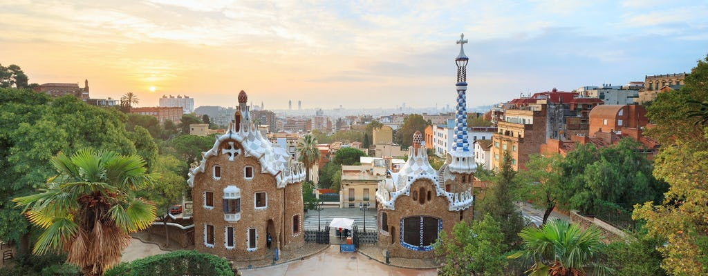 Komplette Gaudí-Tour mit Park Güell, Casa Batlló und Sagrada Familia