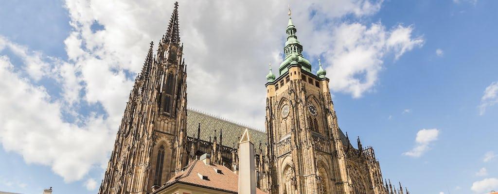 Entrada sin colas al Castillo de Praga y audio tour privado con aplicación móvil