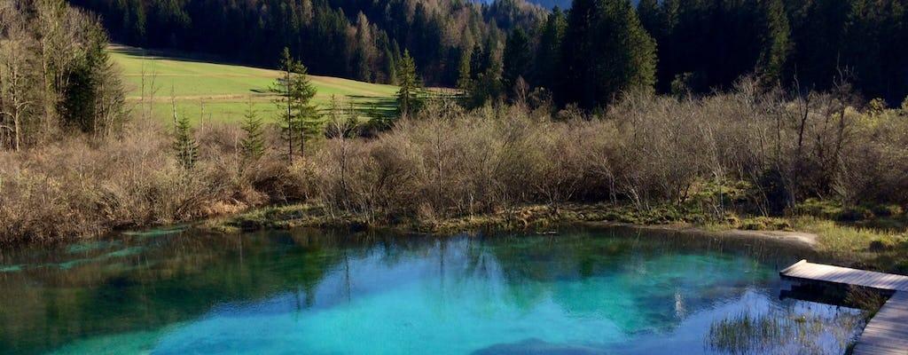 Excursión al parque nacional Triglav desde Ljubljana
