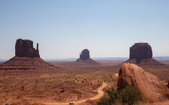 Sedona, Monument Valley and Antelope Canyon 3-day tour