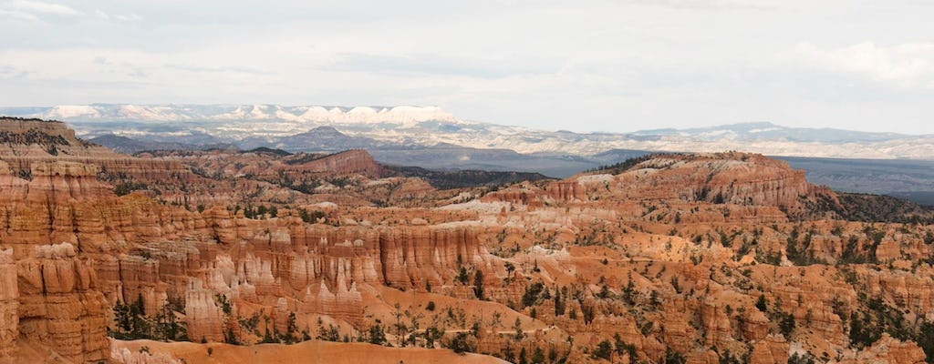 Zion Park, Bryce Canyon and Valley of Fire 2-day tour