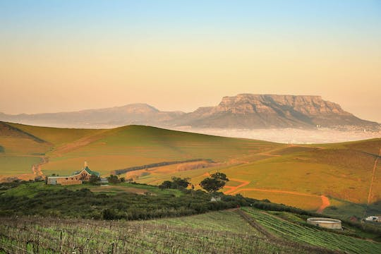 Cape Town Garden Route 4-day tour