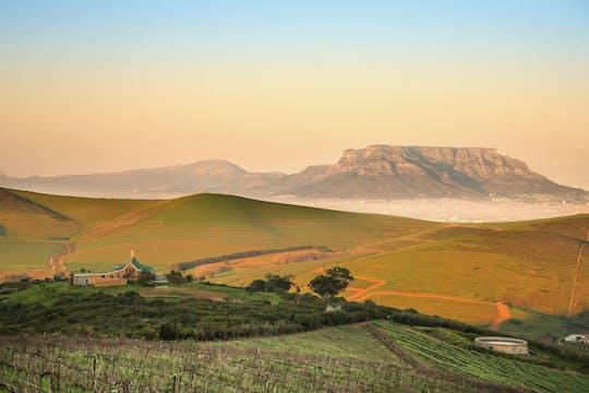 Excursão de 4 dias pela Rota dos Jardins da Cidade do Cabo