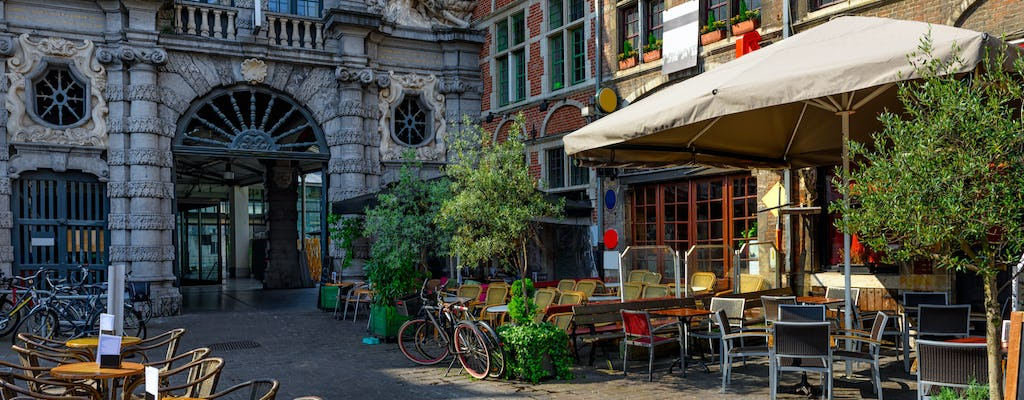 Bruges and Ghent private day tour from Brussels
