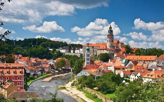 Viagem de um dia a Cesky Krumlov saindo de Praga