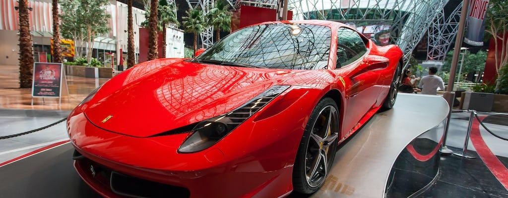 Tour di Abu Dhabi City e Ferrari World