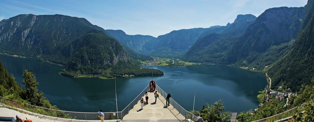 Visita de Fairytale Hallstatt y Alpine Peaks con Skywalk