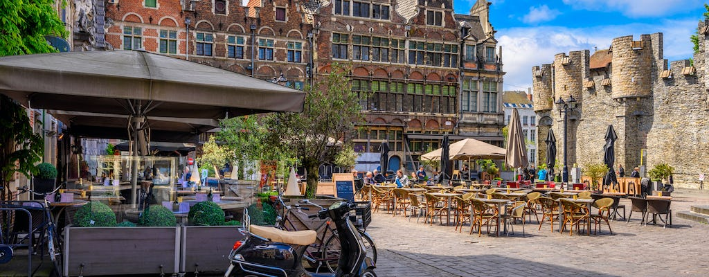 Private tour by bus in Ghent