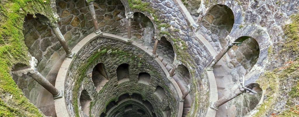 Excursión de un día a Sintra, Cascais y Quinta da Regaleira desde Lisboa