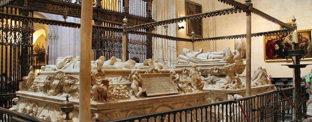Visita guiada a la Catedral, Capilla Real y Monasterio de San Jerónimo