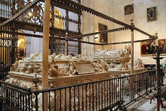 Visita guiada à Catedral, Capela Real e Mosteiro de San Jerónimo