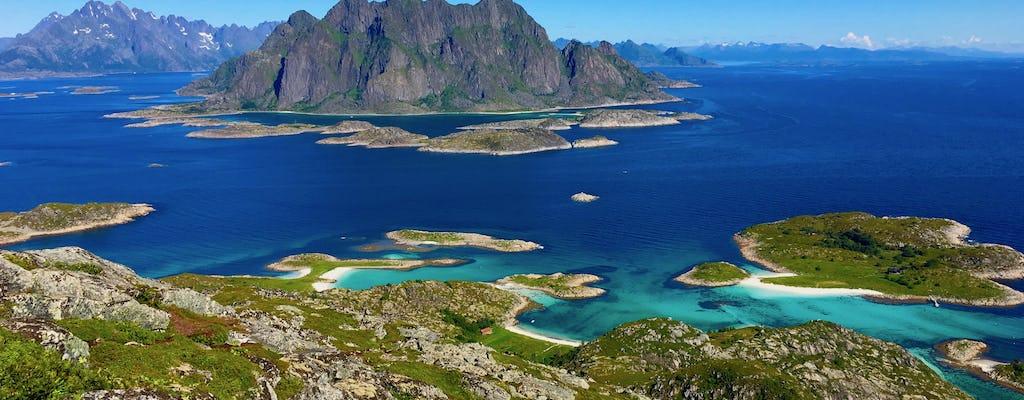 Trollfjord y excursión guiada de senderismo