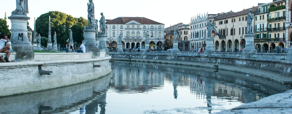 Half-day guided walking tour of Padua