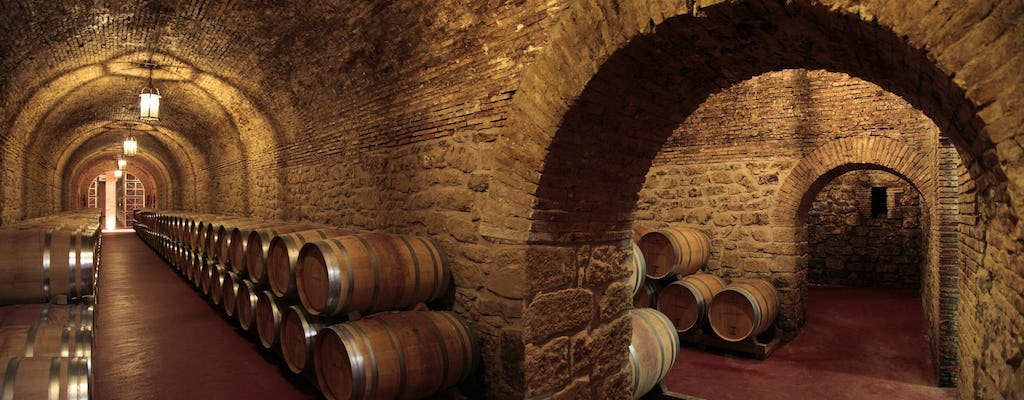 Bodegas Riojanas Feel a Winery tour with wine tasting