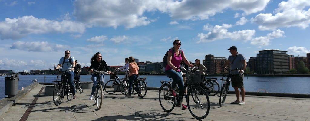 Recorrido esencial en bicicleta por Copenhague