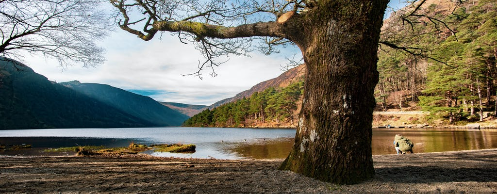 Wicklow Mountains and Glendalough lakes day tour