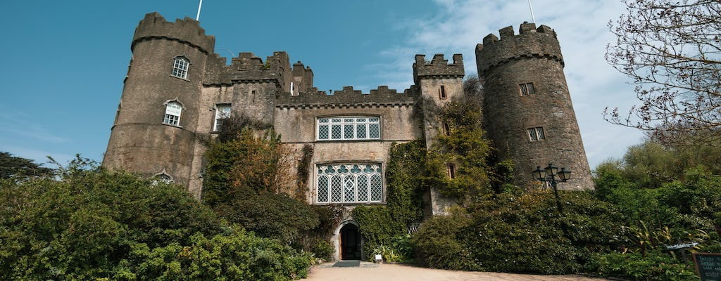 Malahide Castle and North Coast morning tour from Dublin