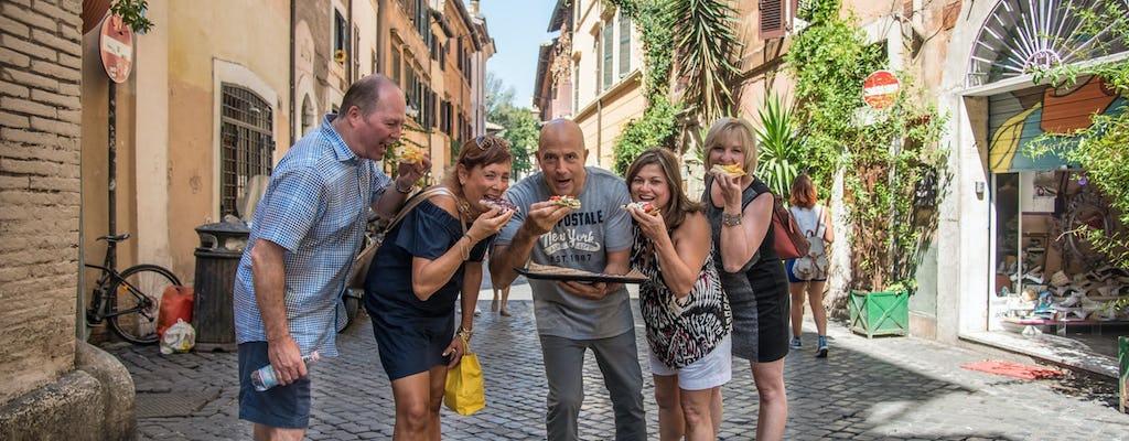 Italian food tour in Rome