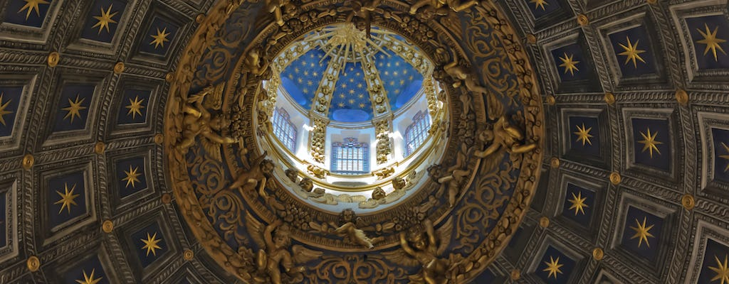 Siena Cathedral and Piccolomini Library private tour