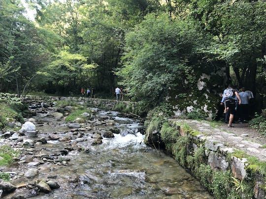 Visita a pie de Val Senagra y degustación de comida