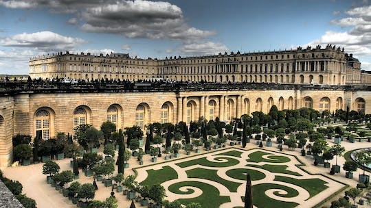 Private guided tour of the Versailles Palace