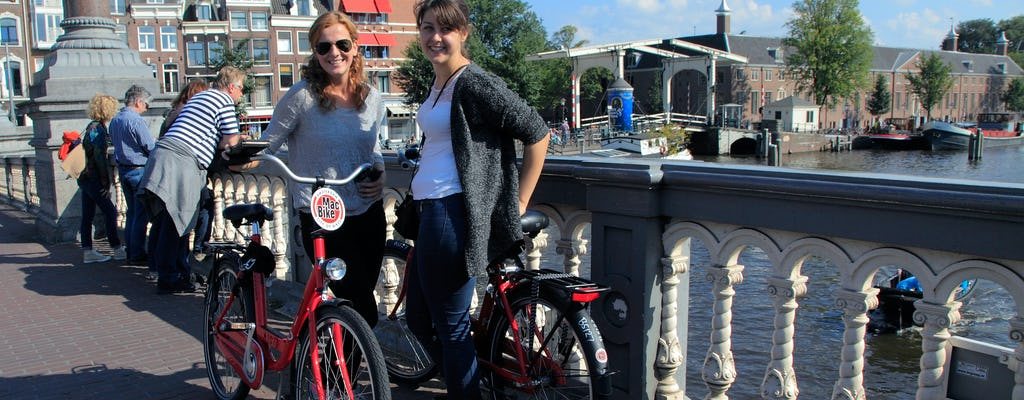 Alquiler de bicicletas varios días en Ámsterdam