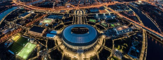 Moscow city-tour including a cable car ride and an excursion to Luzhniki stadium