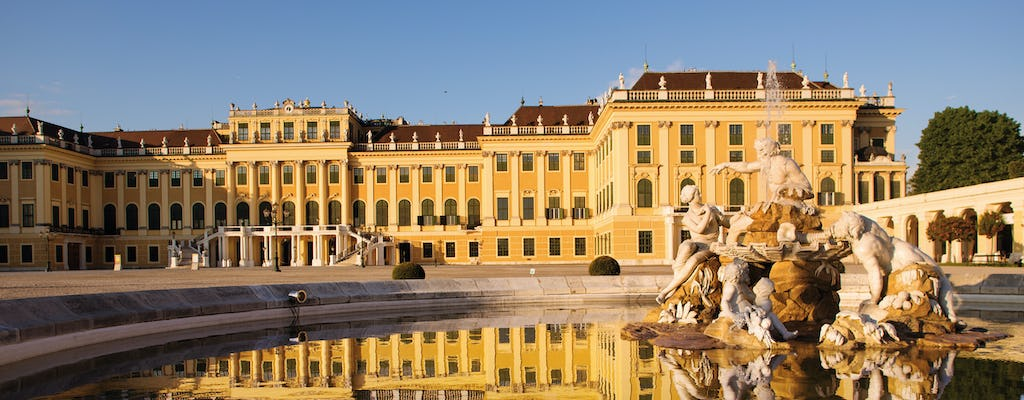 Skip-the-line half-day Vienna city tour with Schönbrunn Palace