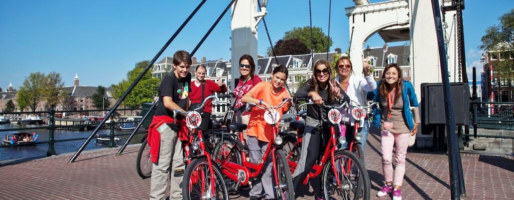 Una semana de alquiler de bicicletas en Amsterdam