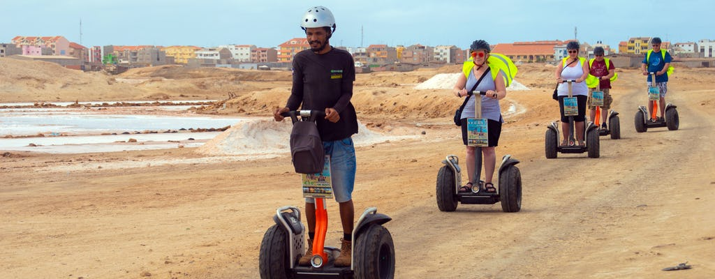 Two-wheel Electric Roller Tour