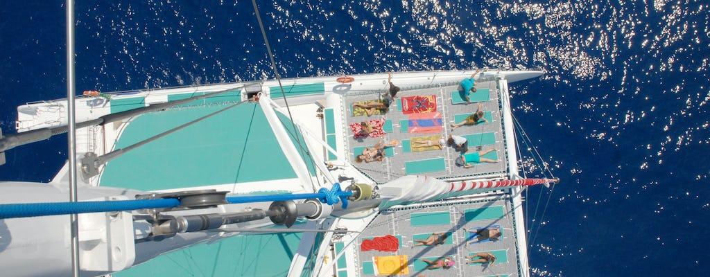 Desert Islands boat tour from Madeira