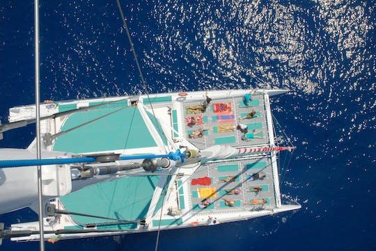 Desert Islands-boottocht vanuit Madeira