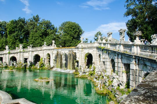 Royal Palace of Caserta full-day tour from Rome