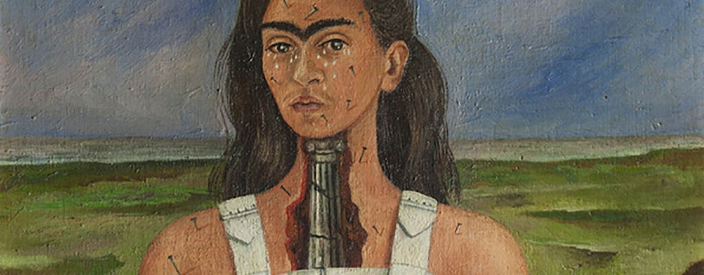 Frida Kahlo and Diego Rivera legacy visit to three museums with skip-the-line tickets