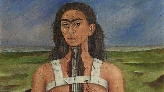 Фрида Кало и Диего Ривера наследие побывать в трех музеях