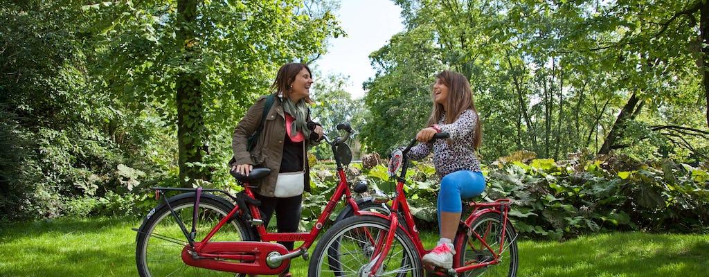 Alquiler de bicicletas por hora en Amsterdam
