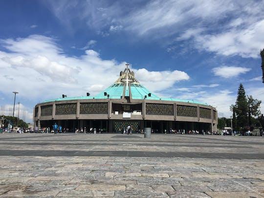 Visita guiada às pirâmides de Teotihuacan e à Basílica de Nossa Senhora de Guadalupe
