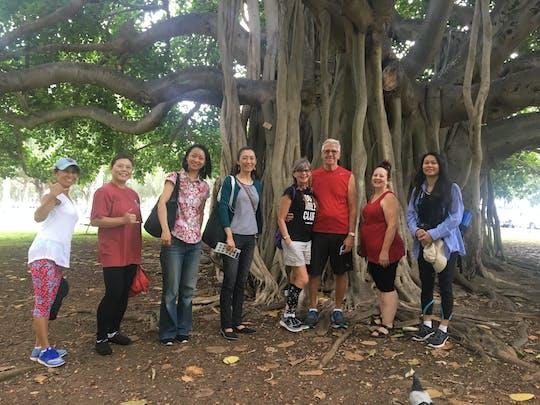 Wycieczka piesza po East Waikiki