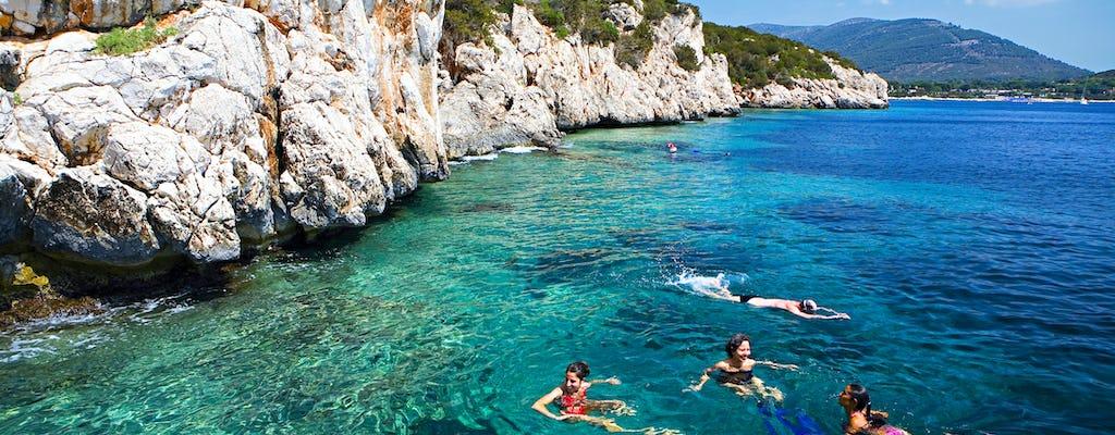 Snorkelling from Alghero