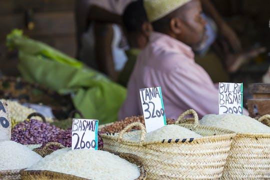 Excursión privada a Zanzíbar auténtica experiencia gastronómica