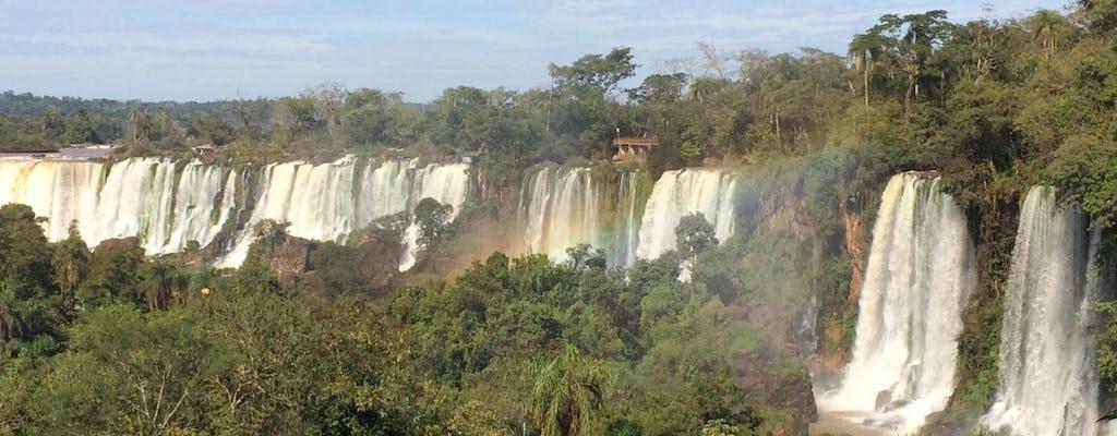 Водопады Игуасу с аргентинской стороны-поездка на лодке