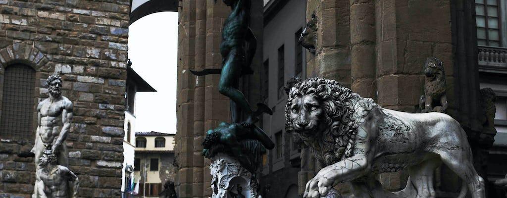 Палаццо Веккьо индивидуальная экскурсия с аперитива