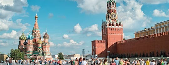 Moscow Kremlin skip-the-line ticket and introduction tour