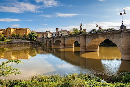 Logroño walking tour in a small group